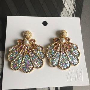🙌🏾Brand New H&M Earrings VMC